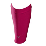 "Calf sleeve Neon Pink with printed ""Z"" logo"