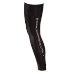 Full Leg Sleeve Black One Size fits most.
